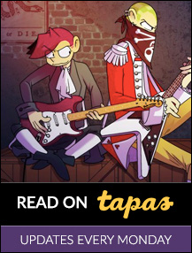 The Paul Reveres on Tapas