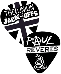The Union Jack-Offs vs The Paul Reveres