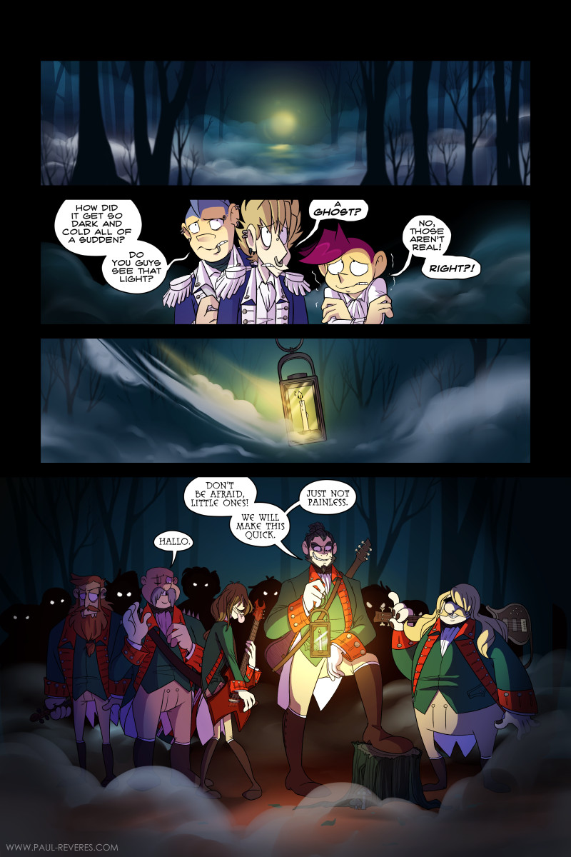 The Paul Reveres - Issue 12, Page 2